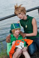 Digimon Adventure - Brothers by Kojiu-Infinity