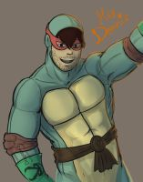 tmnt Adult Pulverizer by Dragona15