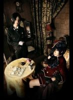 Black Butler by Mcosplay