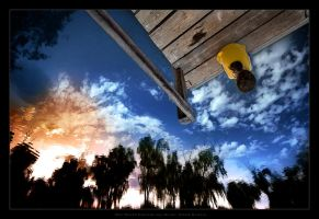 World Outside my Head by gilad