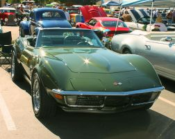 Topless Vette by StallionDesigns