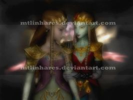 Light and Darkness by MTlinhares