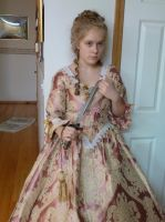 1700s 33 by RachgracehStock