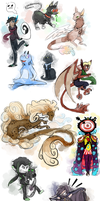 Sketchies Or Something Prizes by Stormful