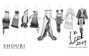 Shouri Complete Collection by rednotion