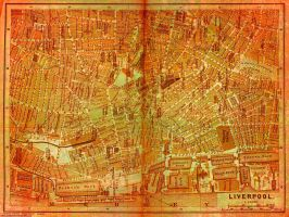 LIVERPOOL MAP by HMissXX