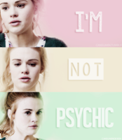 Lydia Martin Work by CansuAkn