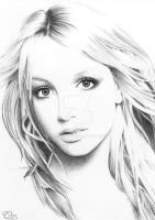 Britney Spears by ebbiegirl