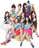 Girls Generation Kiss Me (Baby-G) by classicluv