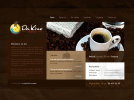 Coffe design by bisek0