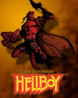 Hellboy Colors by stikkmann