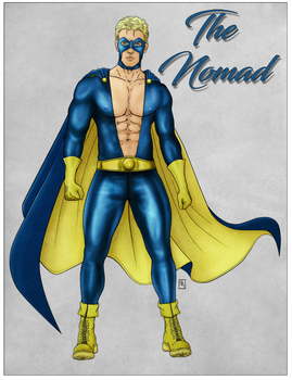 The Nomad by dephigravity
