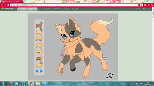 'Kitten Creator 2' screenshot by Baverly