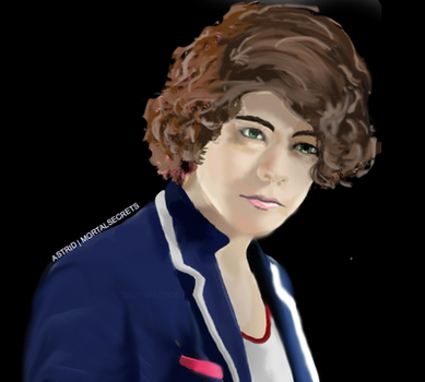 Harry Styles by AstridSOS
