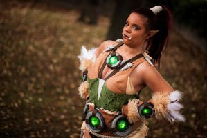 Aggra - World of Warcraft by Anni-Hiding