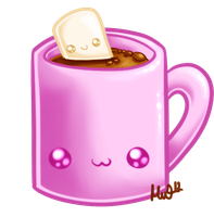 Cute Hot Chocolate by Metterschlingel