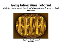 Lazy Julian Mini Tutorial by YarNor