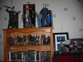 Horror Collection Part VIII by mrs-voorhees09