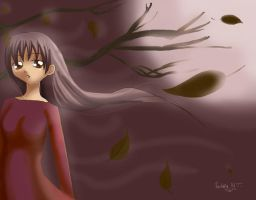 Autumn by roze-hip-zero