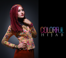 COLORFUL HIJAB by ARTOOLS