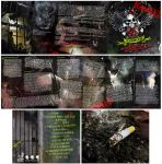 Banned - CD Cover by hxgraphics