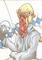 Ood on the loo by burning-thirteen