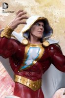 The New 52: Shazam! b by BLACKPLAGUE1348