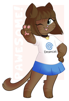 PAWESOME by ecoelus