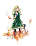 Ib-Mary by Been-dying-now