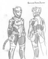 Complete Armor, Tactical  suit by korblborp