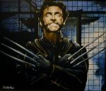 Wolverine clothed by sullen-skrewt