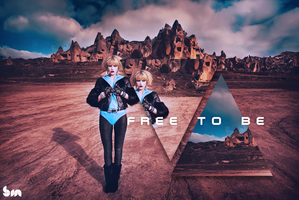 Free To Be... by MikyDesign