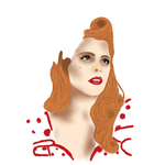 paloma faith wip by ZukieThePharaoh