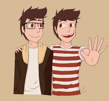 Stan Twins by Echo-Spark