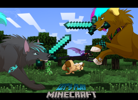 Let's Play Minecraft by Nightrizer