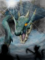 MH: LAGIACRUS by CursedPuppetRuo