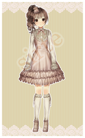 lolita adoptable (OPEN) - REDUCED PRICE by sirte