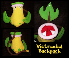 Victreebel Bag Redone by Tez-Taylor