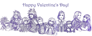 Symphonia Valentines by dragonsong17
