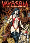 Vampirella Bites and Blood by leandro-sf