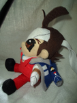 AA5: Apollo Plushie -Complete by Lilaaku