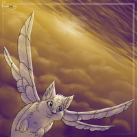 Fresh flight by Finchwing