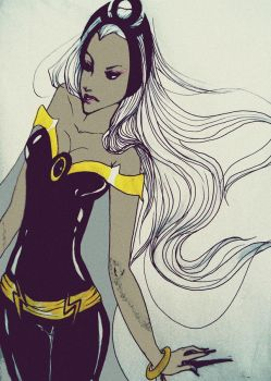 Storm by Pandry