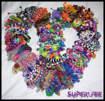 Kandi Heart by SuperFlee