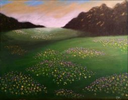 Spring Field by Shiloh-Tovah