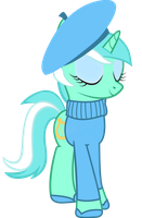 French Lyra by cool77778