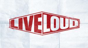 LiveLoud logo by vsMJ