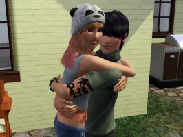 My Sims Zoey and Zack by ScooterLights