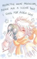 -- DMMD: Sing, Clear! -- by Kurama-chan