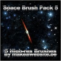 Space Brush Pack 5 by Rizl4